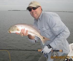 Fly Fishing For Redfish On The Flats Of Sanibel & Captiva